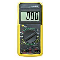 Цифровой мультиметр тестер Digital DT9205, Строительный измерительный инструмент
