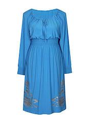 Платье на широкой резинке Барвинок