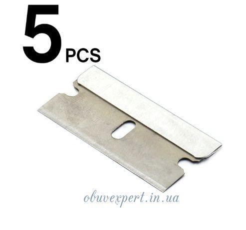 Сменное лезвие на шорный нож 38 мм (5 штук)