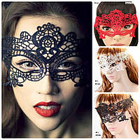 Кружевная маска (карнавальная)