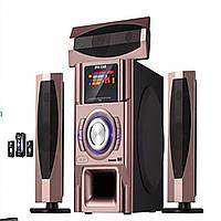 PA аудио система колонка E-53 | профессиональная акустическая мощная колонка | музыкальная колонка, фото 1