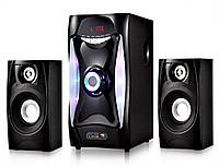 Система акустическая 2.1 Era Ear E-112 | профессиональная акустическая мощная колонка | домашний кинотеатр, фото 1
