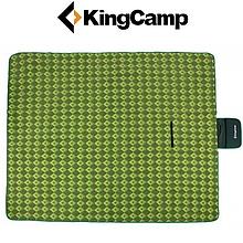Коврик для пикника KingCamp Picnik Blankett (green)