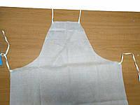 Одноразовий фартух з нетканого матеріалу на зав'язках, фото 1