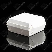 Упаковка для бургеров МИДИ белый