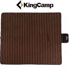 Коврик для пикника KingCamp Picnik Blankett (brown)