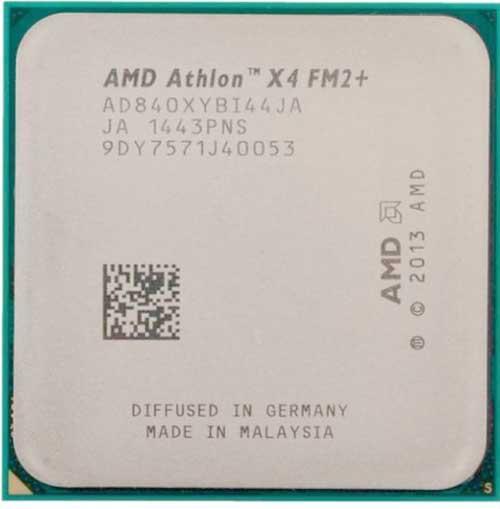 Процесор AMD Athlon II X4 840 3.1 GHz (AD840XYBI44JA) Socket FM2+ 65W