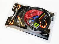 Комплект проводов для сабвуфера BS-320 | провода для сабвуфера, фото 1