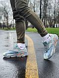 Кросівки натуральна шкіра Adidas Yeezy Boost 700 Адідас Ізі Буст (41,42,43,44,45), фото 4