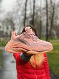 Кросівки натуральна шкіра Balenciaga Triple S Баленсіага Тріпл З (36,37,39), фото 6