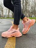 Кросівки натуральна шкіра Balenciaga Triple S Баленсіага Тріпл З (36,37,39), фото 8