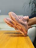 Кросівки натуральна шкіра Balenciaga Triple S Баленсіага Тріпл З (36,37,39), фото 10