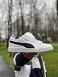 Кроссовки натуральная замша Puma Suede Пума Суеде  (40,41,44,45), фото 3