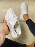 Кроссовки Adidas Yeezy Boost 350 V2  Адидас Изи Буст В2  ⏩ (36,37,39), фото 3