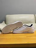 Кроссовки натуральная кожа Reebok Classic  Рибок Класик  ⏩ (40,41,44), фото 8