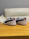 Кроссовки натуральная замша + кожа Puma Пума   ⏩ (40,44), фото 8