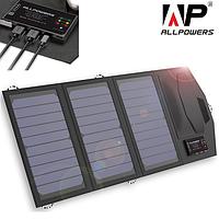 Портативная Солнечная Батарея Allpowers 15 Watt (6000 MAh), фото 1