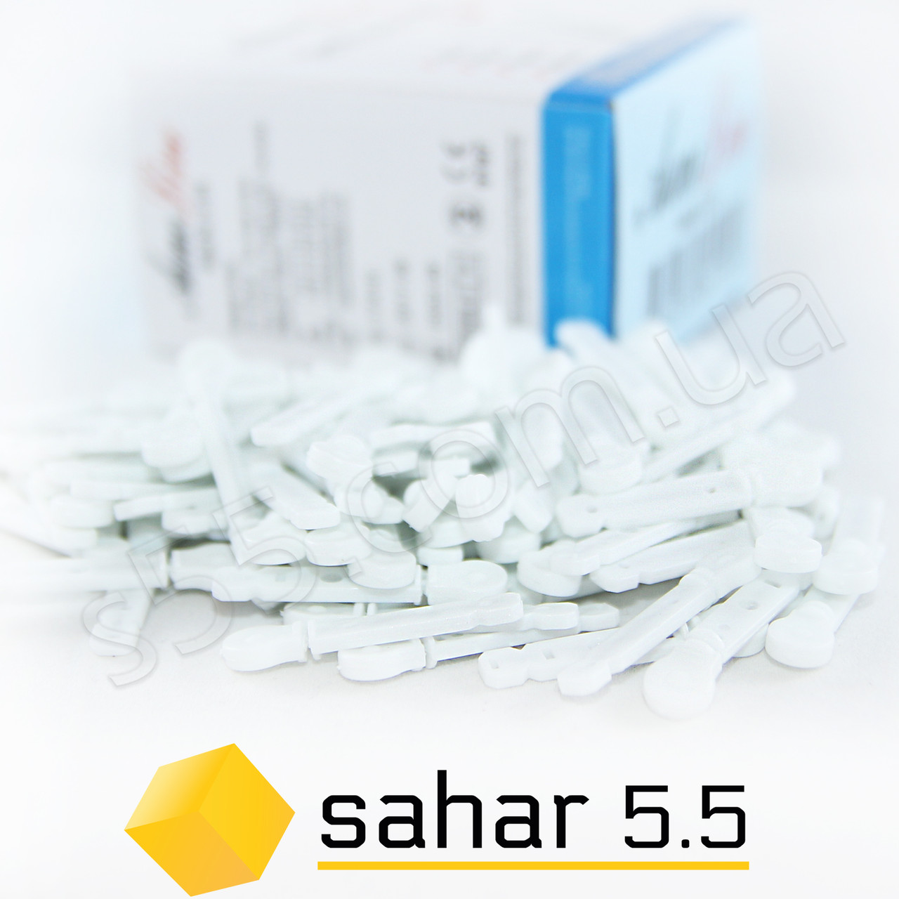 Ланцеты к ручке Софткликс (Accu Chek Softclix) 28G, 100 шт в упаковке