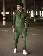 Мужской спортивный костюм Адмирал (зеленый), фото 1