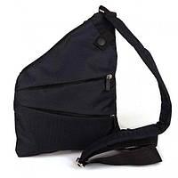 Мужская сумка мессенджер cross body black (кросс боди) черная Сумки мужские в Украине