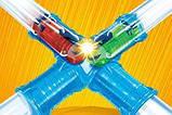 Світяться трубопровідні гонки CHARIOTS SPEED PIPES / трубопровідний автотрек / гоночний трек (27 деталі), фото 2