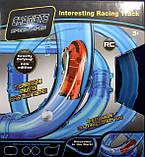 Світяться трубопровідні гонки CHARIOTS SPEED PIPES / трубопровідний автотрек / гоночний трек (27 деталі), фото 5