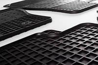 "Резиновые коврики ""Stingray Premium"" на Audi A6 11-/A7 10- (передне-2 шт)"