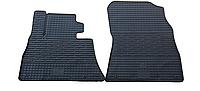 "Резиновые коврики ""Stingray Premium"" на BMW E53 X5 99- (передние - 2 шт)"