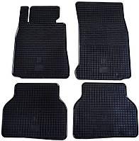 """Резиновые коврики """"Stingray Premium"""" на BMW 5 (E39) 95- (полный-4шт)"""