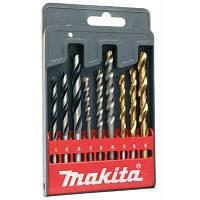 Набор сверл Makita 9 шт (D-08660) (D-08660)
