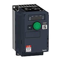 Преобразователь частоты ATV320C 0,37кВт 240В 1Ф
