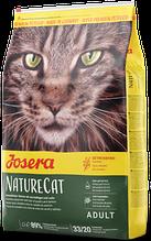 JOSERA NatureCat Йозера НейчерКет, 10 кг