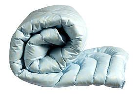 """ТМ TAG Одеяло лебяжий пух """"Голубое"""" 1.5-сп."""