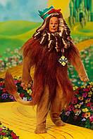 Коллекционная кукла Барби Кен Волшебник страны Оз Трусливый Лев