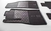 "Резиновые коврики ""Stingray Premium"" на Fiat Fiorino 08-/Fiat Qubo 08-/Peugeot Bipper 08-/Citroen Nemo 08- (передние-2шт)"
