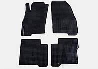 """Резиновые коврики """"Stingray Premium"""" на Fiat Linea 07- (полный-4шт)"""