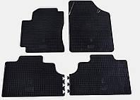 """Резиновые коврики """"Stingray Premium"""" на Geely CK 06-/Geely CK-2 08- (полный-4шт)"""