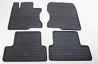 """Резиновые коврики """"Stingray Premium"""" на Honda Accord 08- (полный-4шт)"""