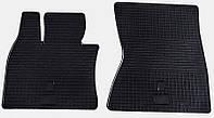 """Резиновые коврики """"Stingray Premium"""" на BMW X5 (E70) 07-/X6 (E71) 08- (передние-2шт)"""