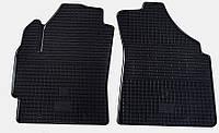 "Резиновые коврики ""Stingray Premium"" на Chevrolet Spark 04-/Daewoo Matiz 98-/04-/Chery QQ 03- (передние-2шт)"