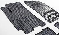 """Резиновые коврики """"Stingray Premium"""" на Daewoo Lanos 97- (передние-2шт)"""