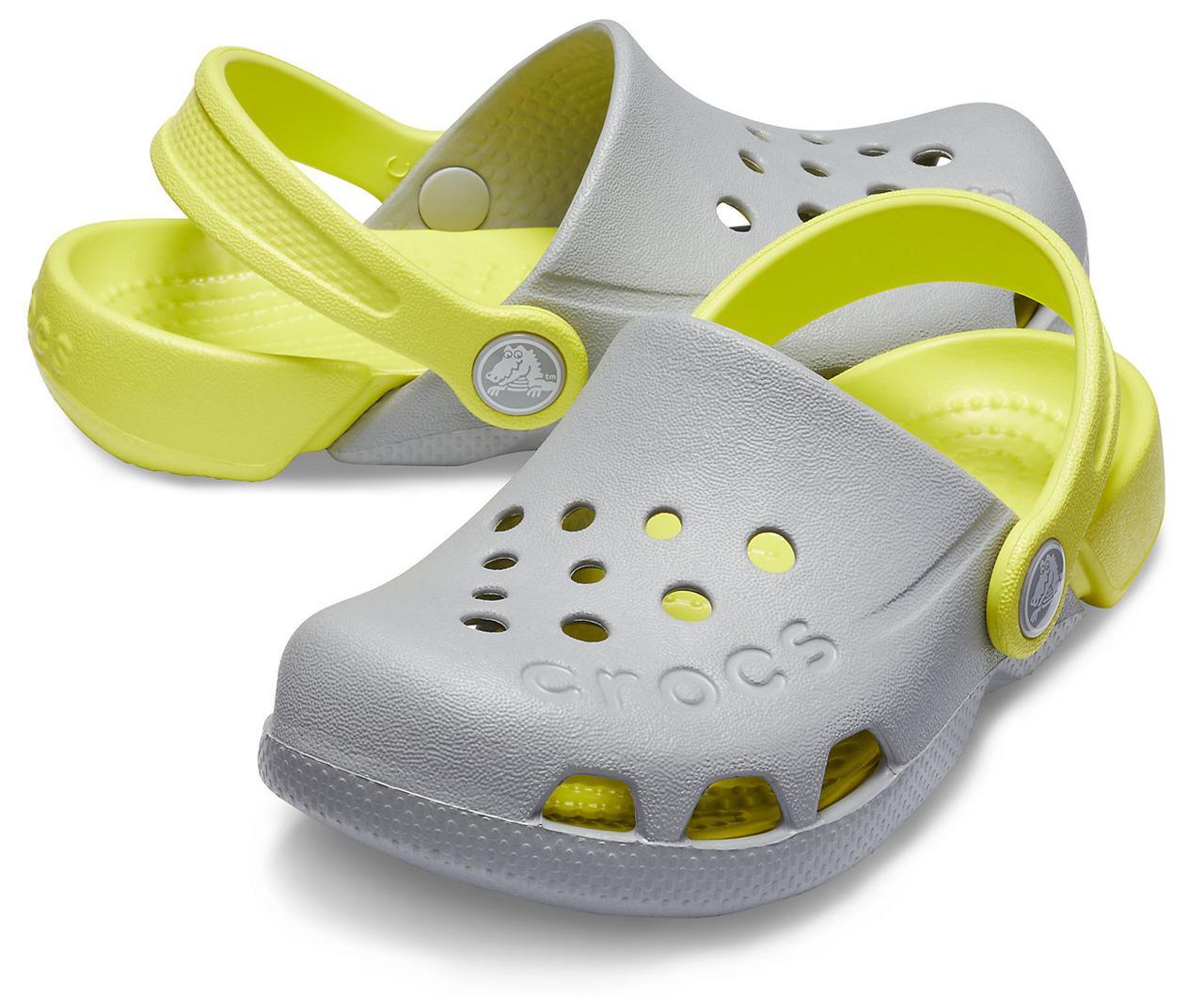 Кроксы детские Электро оригинал / Сабо Crocs Kids' Electro Clog