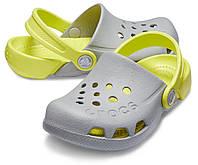 Кроксы детские Электро оригинал / Сабо Crocs Kids' Electro Clog, фото 1