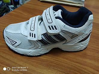Кроссовки Adidas  белые  28 размер (17 см)