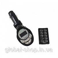 Трансмиттер, FM модулятор KD-201, MP3 плеер с пультом, фото 3