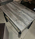Стол трансформер Флай  венге аруша, журнально-обеденный, фото 10