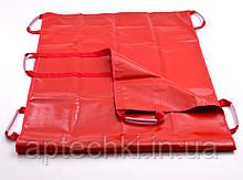 Носилки мягкие бескаркасные из специальной водоотталкивающей ткани