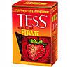 Чай Tess Flame (травяной с клубникой) 100 г.