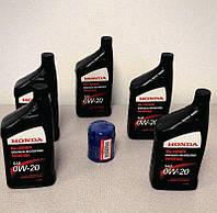 Моторное масло Honda Full Synthetic 0W-20 (Canada) 1л