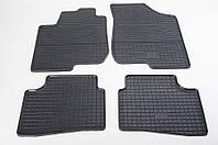 """Резиновые коврики """"Stingray Premium"""" на Kia Ceed 06-/Hyundai I 30 06- (полный-4шт)"""